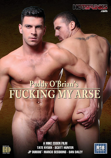 Paddy O Brians Fucking My Arse Cover Front