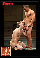 Naked Kombat: Nikko Alexander Vs Noah Brooks
