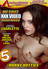 My First XXX Video Hollywood: Horny Hotties