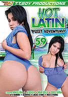 Hot Latin Pussy Adventures 59