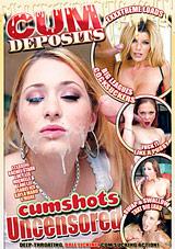 Cumshots Uncensored