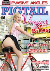 Pigtail Virgins On Bikes