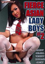 Fierce Asian Lady Boys 2