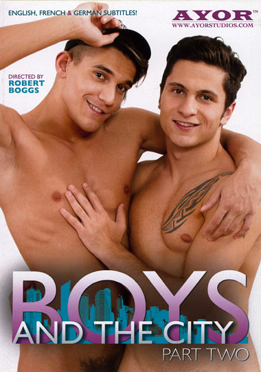 Boys and the City 2 Cover Front