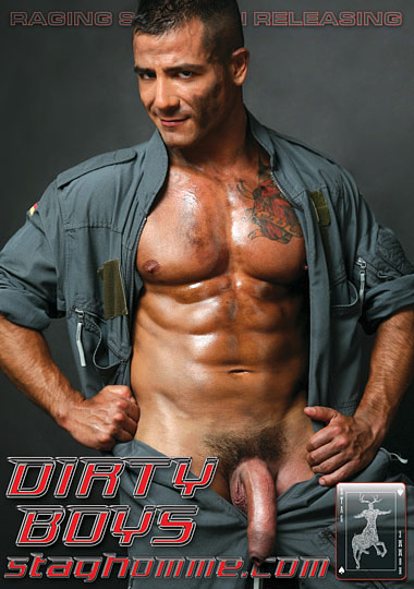 Dirty Boys Cover Front