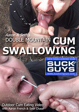 Double Mountain Cum Swallowing