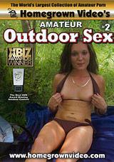 Amateur Outdoor Sex 2