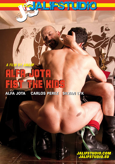 Alfa Jota Fist The Kidds Cover Front