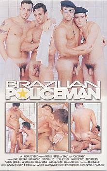 Brazilian Policeman Cena 5 Cover 2