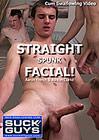 Straight Spunk Facial