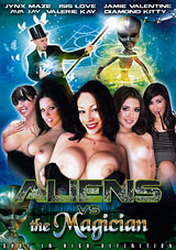 Aliens Vs. The Magician