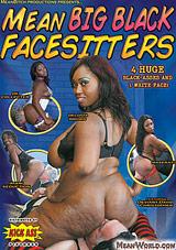 Mean Big Black Facesitters