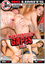 Monster Sized Gapes 6