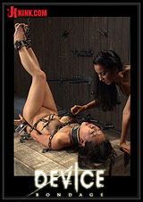 Device Bondage: 8 Fingers In The Ass Equals Anal Whore