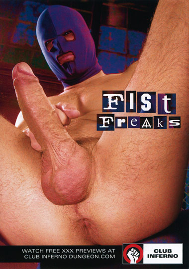 Fist Freaks Cover Front