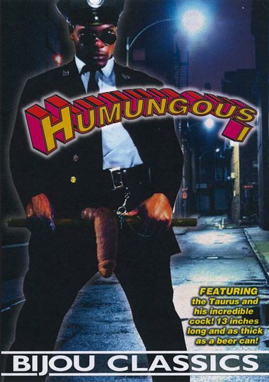 Humungous 1 Cover Front