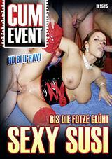 Cum Event: Bis Die Fotze Gluht Sexy Susi