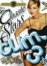 Classic Stars Cum In 3's