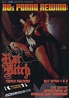 80's Porno Rewind: Bat Bitch 2 Triple Feature