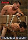 Bound Gods: Logan Scott Gets Tied Up And Worked Over For The First Time