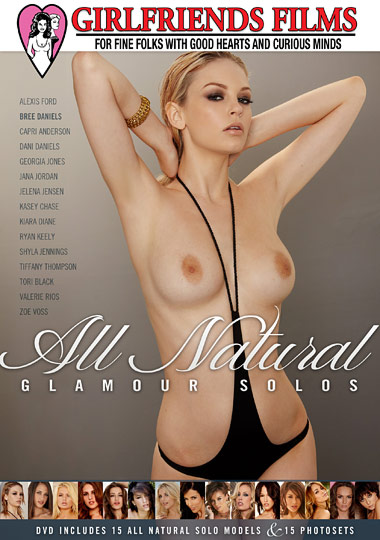 All Natural Glamour Solos cover