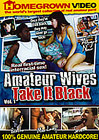 Amateur Wives Take It Black