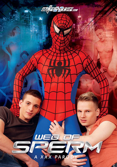 Web of Sperm Cover Front