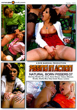 Pissing In Action: Natural Born Pissers 7