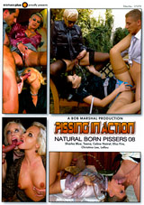 Pissing In Action: Natural Born Pissers 8