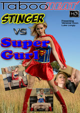Vanessa Vixon In Stinger VS Super Gurl