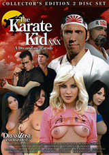 The Karate Kidd The XXX Parody