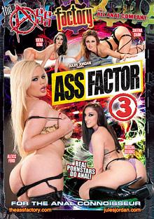 Ass Factor 3 cover