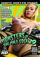 Monsters Of She Male Cock 29