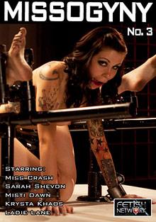Missogyny 3 cover