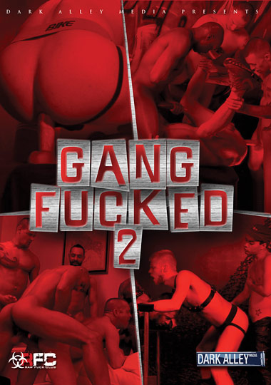 Gang Fucked 2 Cover Front