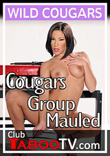 Cougars Group Mauled