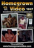 Homegrown Video 847: Threesomething