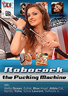 Robocock: The Fucking Machine