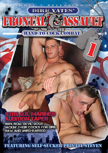 Frontal Assault cover