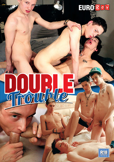 Double Trouble Cover Front