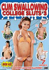Cum Swallowing College Sluts 3