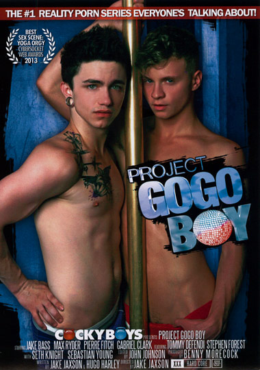 Project Gogo Boy Cover Front