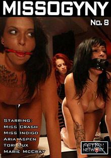 Missogyny 8 cover