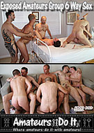 Exposed Amateurs Group 6 Way Sex