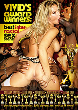 Vivid's Award Winners: Best Interracial Sex Scene