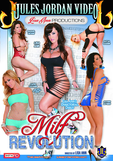 Milf Revolution cover