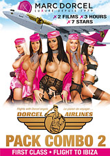 Dorcel Airlines Pack Combo 2: First Class Flight To Ibiza