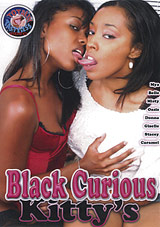 Black Curious Kitty's