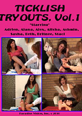 Ticklish Tryouts