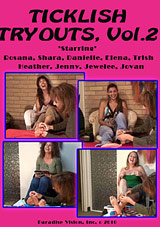 Ticklish Tryouts 2